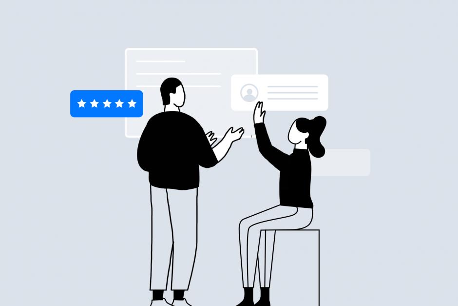 """많은 기업이 추구하는 기업 문화 """"고객 중심""""의 가치, 리디는 어떻게 실천하고 있을까요?"""