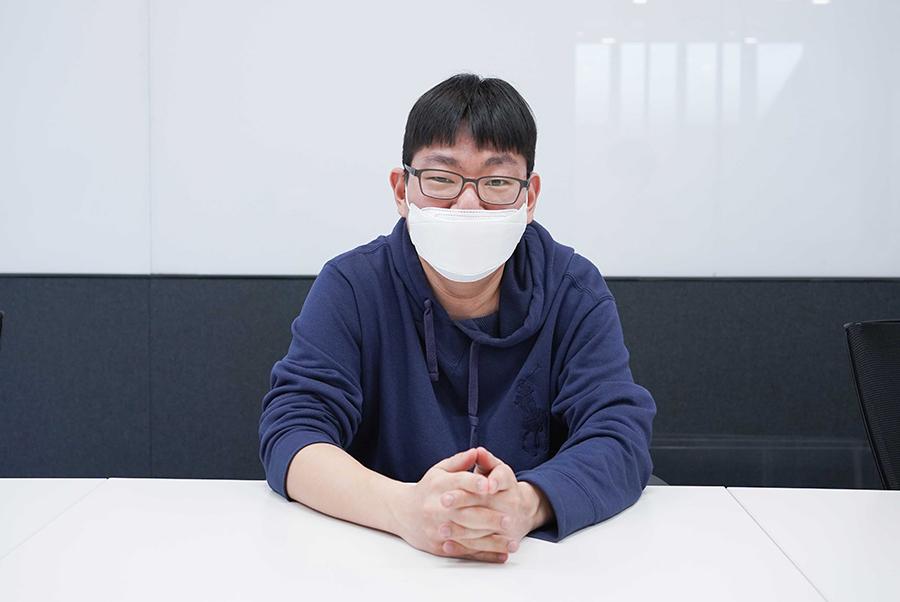 만타 IP팀 성민님 입니다.