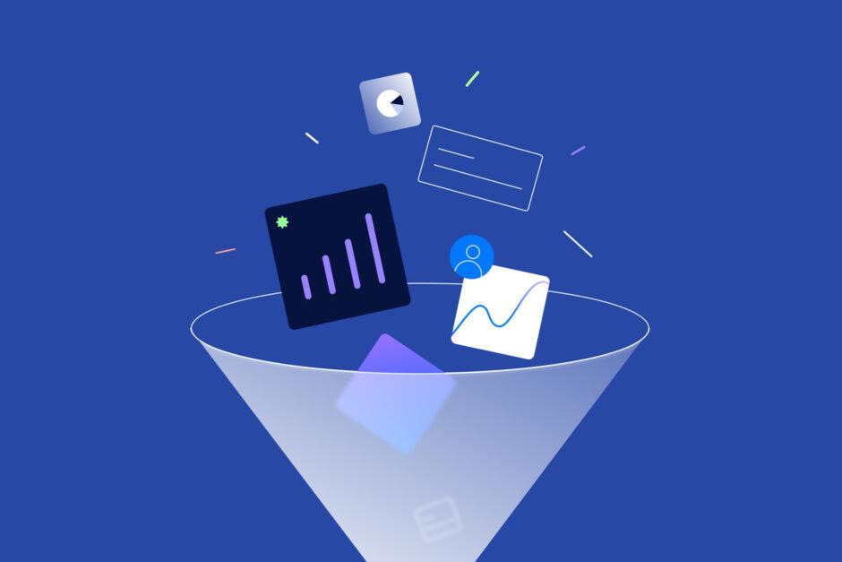데이터 마케팅에서는 퍼널 분석 역시 중요합니다.